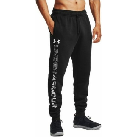 UNDER ARMOUR RIVAL FLC GRAPHIC JOGGERS