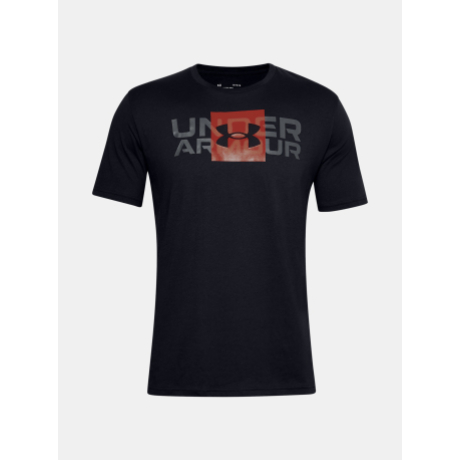 UNDER ARMOUR BOX LOGO WORDMARK SS